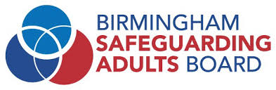 Birmingham Safeguarding Adults Board logo and link