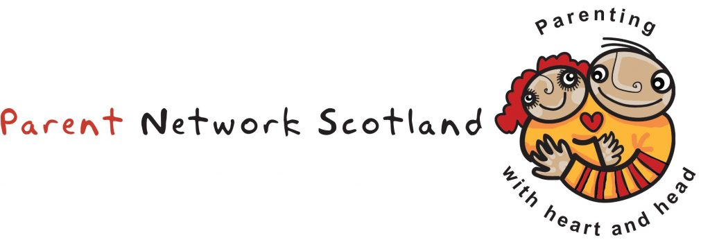 Parent Network Scotland Logo and link