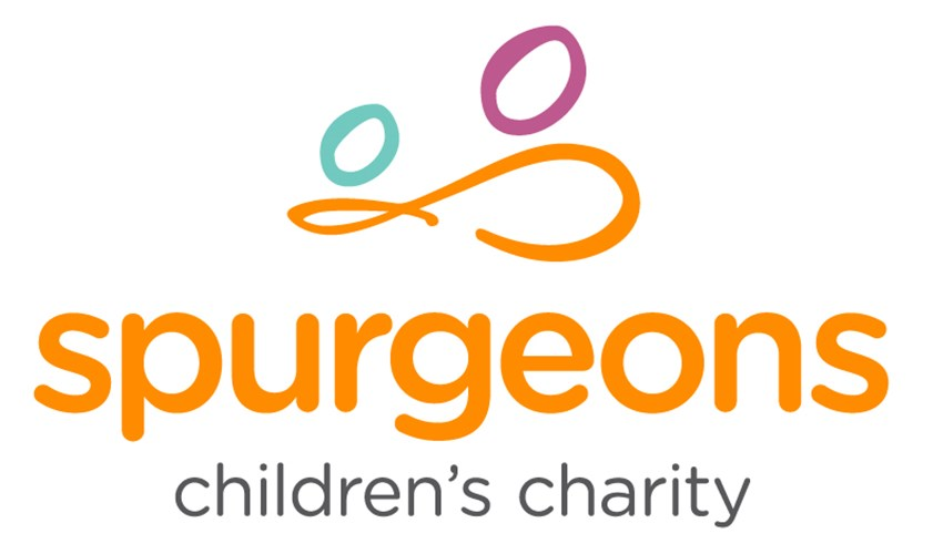Spurgeons Logo and link